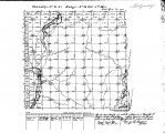 Iowa land survey map of t071n, r039w