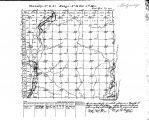 Iowa land survey map of t071n, r039w