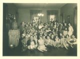 Acacia Fraternity party, The University of Iowa, February 2, 1929