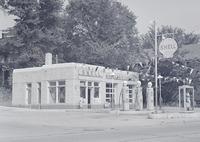 Shell Gasoline Station