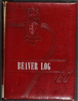 1960 Buena Vista University Yearbook