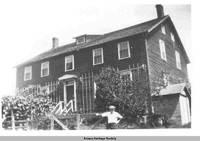 Werner house, East Amana, Iowa, ca. 1940s
