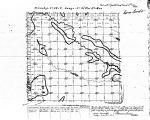Iowa land survey map of t097n, r021w