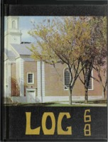 1968 Buena Vista University Yearbook