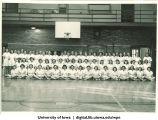 Student group, The University of Iowa, 1940s