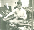 Typesetting, The University of Iowa, 1950s