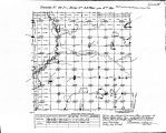 Iowa land survey map of t096n, r028w