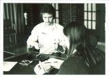 Seminar with drum instructor Scott Robertson, The University of Iowa, April 1978