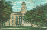 Administration Building (Old Capitol), the University of Iowa, 1930s?