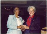 Mary Louise Smith with Catherine Williams, June 5, 1990