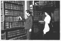 A.J. Small Shelf Reading