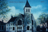 First Christian Church, Oskaloosa, Iowa, Circa 1900