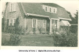 Cottage, The University of Iowa, 1920s