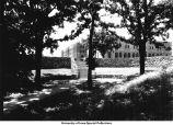 Field House, Iowa City, Iowa, September 1928