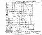 Iowa land survey map of t071n, r026w