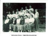 American Red Cross Wisconsin Aquatic School participants, Oconomowoc, Wis., August 1944