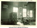 University amateur radio club station W910, The University of Iowa, 1920s