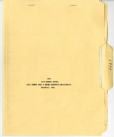 Cass County Soil Conservation District Annual Report - 1997