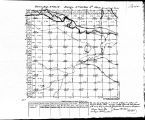 Iowa land survey map of t081n, r012w