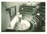 Amphitheater in the General Hospital, the University of Iowa, circa 1928