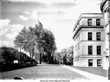 Old Capitol on Pentacrest, The University of Iowa, between 1911 and 1924