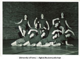 Dance ensemble, The University of Iowa, 1930s