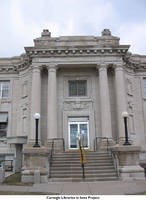 Clinton Public Library, Clinton, Iowa