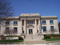 Mason City Public Library, Mason City, Iowa
