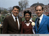 Drake Relays, 1974, Ronald Reagan