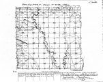 Iowa land survey map of t068n, r024w