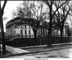 Hall of Liberal Arts, The University of Iowa, 1908