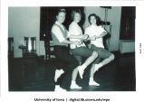 Students dancing, The University of Iowa, January 1964