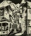 Stepping street, Miyanoshita