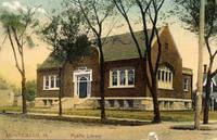 Monticello Public Library, Monticello, Iowa
