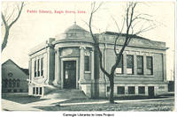 Eagle Grove Public Library, Eagle Grove, Iowa
