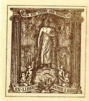 Samuel X. Radbil Bookplate