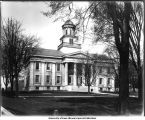 Old Capitol, The University of Iowa, April  1908