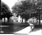 Hall of Liberal Arts, The University of Iowa, 1907
