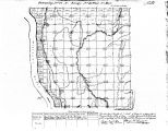 Iowa land survey map of t071n, r043w