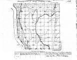 Iowa land survey map of t071n, r043w