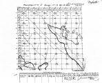 Iowa land survey map of t073n, r012w