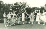 Dancers, The University of Iowa, 1920