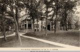 Grand Avenue,  Dr. W. O. Coffee Residence