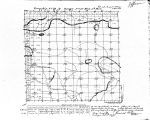 Iowa land survey map of t071n, r011w