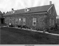 Church building, High Amana, Iowa, post 1932