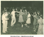 Dancing, The University of Iowa, 1940s