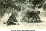 Camping, The University of Iowa, 1930s