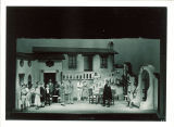 Actors onstage in Lynn Riggs' World elsewhere, The University of Iowa, April 1948