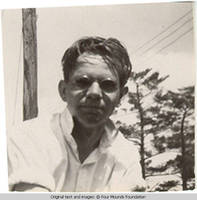 Cletus Heitzman portrait