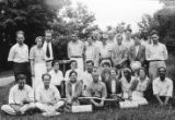 Students in the Botany Summer School